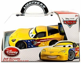 Disney / Pixar CARS Movie Exclusive 1:43 Die Cast Car Jeff Gorvette