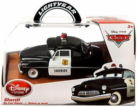 Disney / Pixar CARS Movie Exclusive 1:43 Die Cast Car Sheriff
