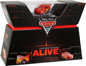 Disney / Pixar CARS Movie Exclusive 1:55 Scale Playset Lightning McQueen Alive
