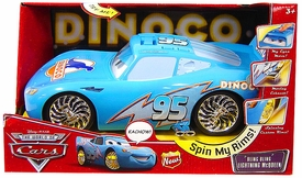 Disney / Pixar CARS Movie Toy Deluxe 14 Inch Figure Lights & Sounds Bling Bling Lightning McQueen