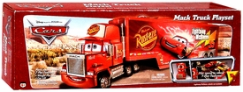 Disney / Pixar CARS Movie Toy Mack Truck Playset [Random Series Package]