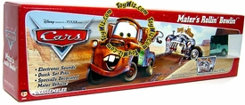 Disney / Pixar CARS Movie Toy Mater's Rollin' Bowlin' Game