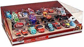 Disney / Pixar CARS TOONS Exclusive 1:48 Die Cast Car 20-Pack Mater's Tall Tales [Mater the Greater, El Materdor, Tokyo Drift Mater, Frightening McQueen, Daredevil McQueen, Paddy O'Concrete, I-Screamer, Mator & More!]