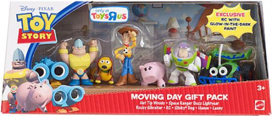 Toys Figures Figure Set Toy Story 3