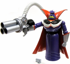 Disney / Pixar Toy Story and Beyond Japanese Real Figure 3.5 Inch Articulated PVC Toy Emperor Zurg