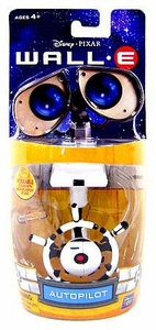 Disney Pixar Wall-E Movie 3 Inch Poseable Mini Figure AutoPilot Impossible to Find!