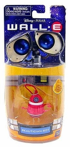 Disney Pixar Wall-E Movie 3 Inch Poseable Mini Figure Beautician-Bot