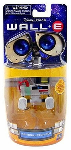 Disney Pixar Wall-E Movie 3 Inch Poseable Mini Figure Defibrillator-Bot Very Hard to Find!