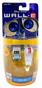 Disney Pixar Wall-E Movie 3 Inch Poseable Mini Figure M-O