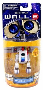 Disney Pixar Wall-E Movie 3 Inch Poseable Mini Figure Massage-Bot