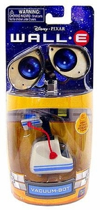 Disney Pixar Wall-E Movie 3 Inch Poseable Mini Figure Vacuum-Bot
