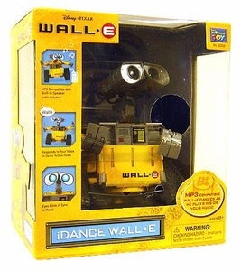 Disney Pixar Wall-E Movie Action Figure iDance Wall-E