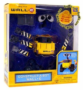 Disney Pixar Wall-E Movie Construct-A-Bot Wall-E