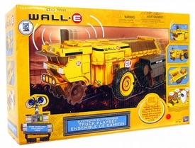 Disney Pixar Wall-E Movie Deluxe Electronic Truck Playset Hard to Find!