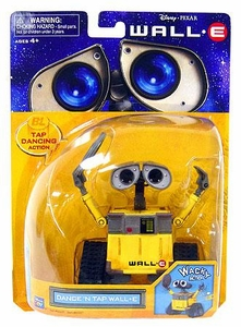 Disney Pixar Wall-E Movie Deluxe Figure Dance 'N Tap Wall-E