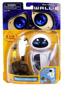 Disney Pixar Wall-E Movie Deluxe Figure Search 'N Protect Eve
