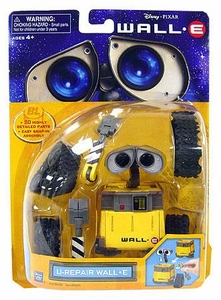 Disney Pixar Wall-E Movie Deluxe Figure U-Repair Wall-E
