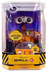 Disney Pixar Wall-E Movie Exclusive 11.5 Inch Remote Control Robot Wall-E