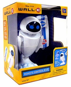 Disney Pixar Wall-E Movie Exclusive Action Figure Remote Control Eve