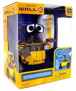 Disney Pixar Wall-E Movie Exclusive Action Figure Remote Control Wall-E