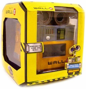 Disney Pixar Wall-E Movie Exclusive Alarm Clock Wall Projector