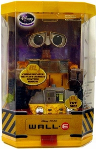 Disney Pixar Wall-E Movie Exclusive Deluxe 10 Inch Remote Control Robot Wall-E