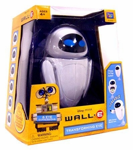Disney Pixar Wall-E Movie Exclusive Figure Transforming Eve