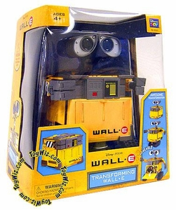 Disney Pixar Wall-E Movie Exclusive Figure Transforming Wall-E