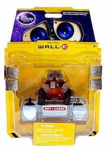 Disney Pixar Wall-E Movie Exclusive Infrared Remote Control Mini Figure Wall-E