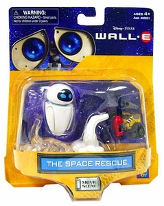 Disney Pixar Wall-E Movie SceneMini Figure 2-Pack The Space Rescue