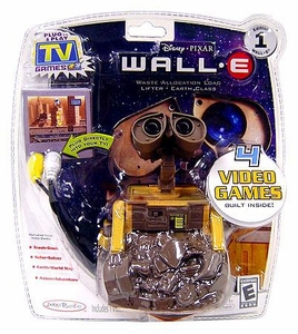 Disney Pixar Wall-E Movie Wall-E Plug & Play TV Game