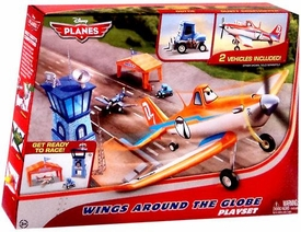 Disney PLANES Playset Wings Around the Globe