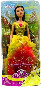Disney Princess 12 Inch Sparkling Princess Belle