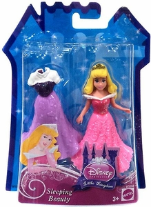 Disney Princess Little Kingdom Figure Sleeping Beauty [Glitter Stretch Fashion]