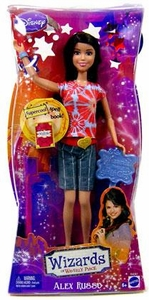 Disney's Wizards of Waverly Place Doll Supercool Spellbook Alex