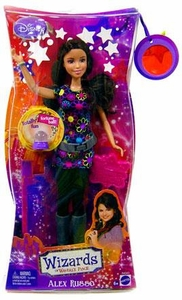 Disney's Wizards of Waverly Place Doll Totally Fun Fortune Ball Alex