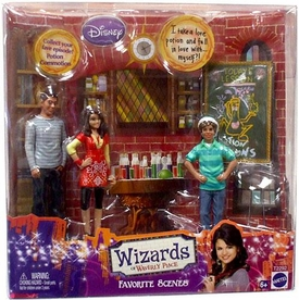 Disney's Wizards of Waverly Place Favorite Scenes Potion Commotion