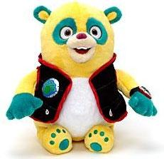 Disney Special Agent Oso Exclusive 14 Inch Deluxe Plush Figure Special Agent Oso