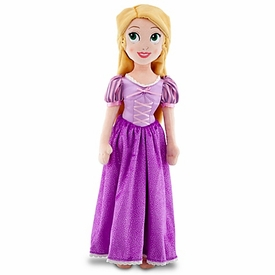 Disney Tangled Exclusive 21 Inch Deluxe Plush Figure Rapunzel