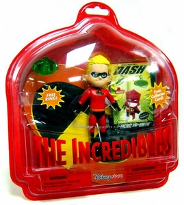 Disney The Incredibles Limited Edition Exclusive Action Figure Dash