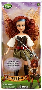 Disney Pirate Fairy Exclusive 10 Inch Doll Zarina