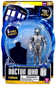 Doctor Who 3.75 Inch Action Figure Cyberman
