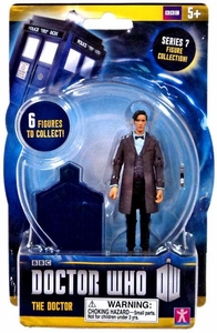 Doctor Who 3.75 Inch Action Figure The Doctor