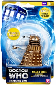 Doctor Who 3.75 Inch Series 2 Action Figure Dalek with Claw