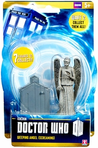 Doctor Who 3.75 Inch Series 2 Action Figure Screaming Angel