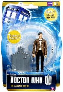 Doctor Who 3.75 Inch Series 2 Action Figure The 11th Doctor