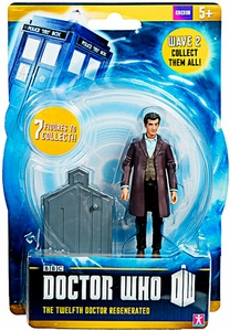 Doctor Who 3.75 Inch Series 2 Action Figure The 12th Doctor