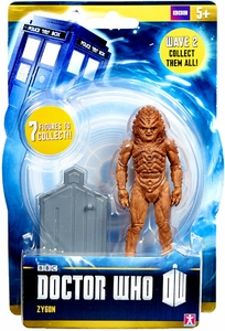 Doctor Who 3.75 Inch Series 2 Action Figure Zygon