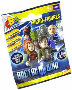 Doctor Who Character Building Series 1 Micro-Figure Mystery Pack [1 Random Figure]