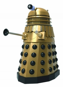 Doctor Who Maxi Bust Dalek [Gold Destiny of the Doctor Ver]